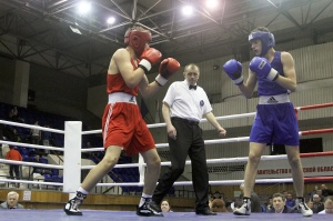 INK Sponsors the Siberian Youth Boxing Championship