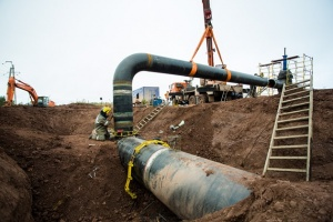 INK has sharply increased the capacity of its pipelines connected to the ESPO