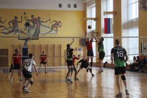 INK's team wins the Elena Bulgakova Volleyball Tournament