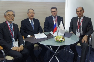 Irkutsk Oil Company Signed Framework Agreement with JOGMEC