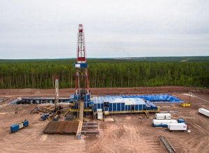 Irkutsk Oil's sets a new production record