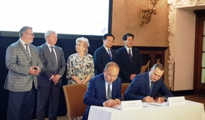 Irkutsk Oil Company and China Pingmei Shenma Energy Chemical Group Signed an Agreement on Joint Gas Processing Project