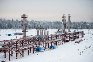 Irkutsk Oil Company is on target to complete gas processing plant by October 2015