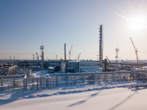 Glavgosexpertiza issued  a positive conclusion on the project of the Irkutsk polymer plant