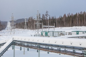 Markovsky oil distribution hub becomes independent in energy consumption